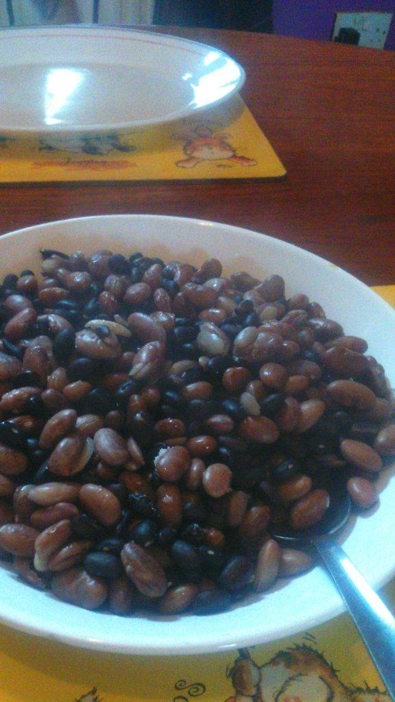 Mixed beans